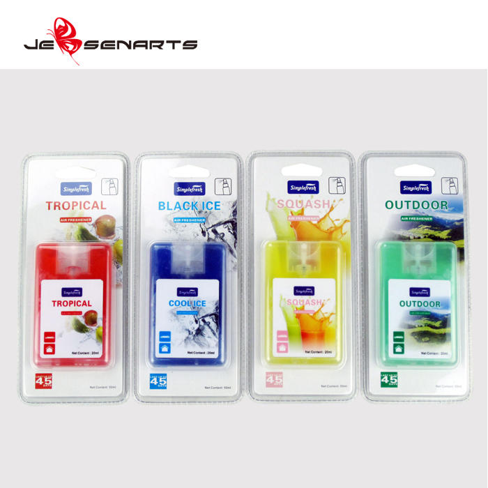 Latest most popular car air freshener factory for car