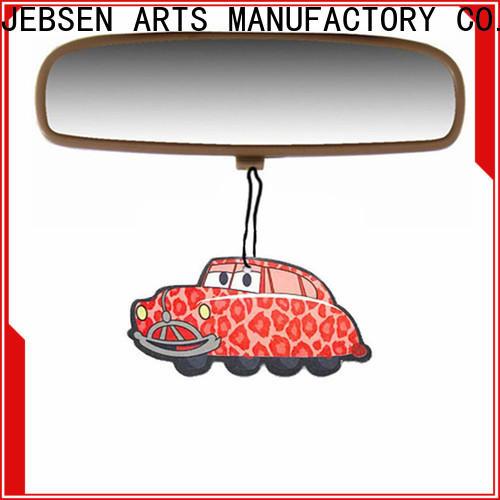 JEBSEN ARTS Latest car air freshener bottle for restaurant