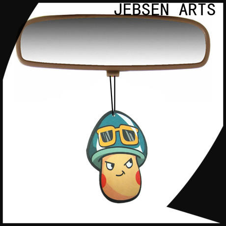 JEBSEN ARTS paper air freshener machine factory for car