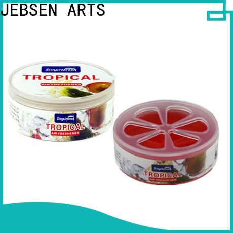 JEBSEN ARTS Top car perfume gel Suppliers for restroom