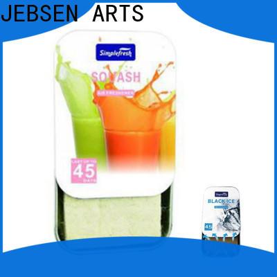 JEBSEN ARTS baking soda car freshener manufacturer for hotel