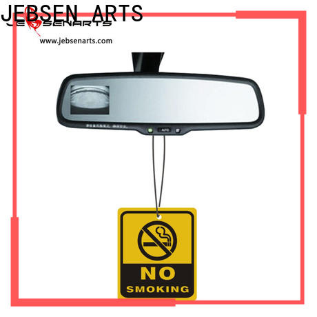 JEBSEN ARTS design car air freshener long lasting effectiveness for restaurant