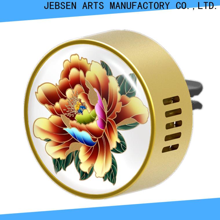 JEBSEN ARTS stylish car air freshener ambientador for bathroom