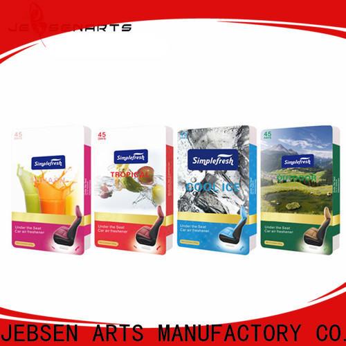 JEBSEN ARTS toilet air freshener manufacturers for car