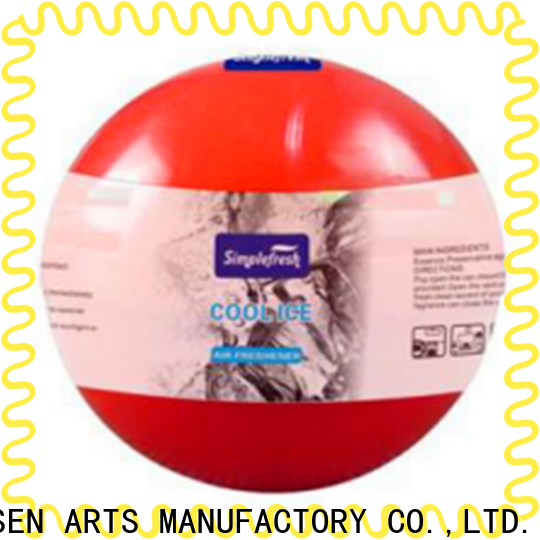 JEBSEN ARTS perfume oil based car air freshener company for toliet