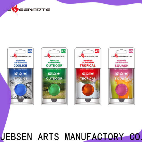 JEBSEN ARTS car air freshener material for car