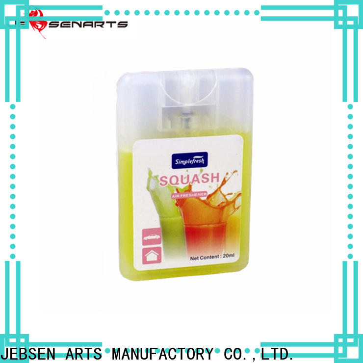 JEBSEN ARTS home liquid air freshener Supply for car