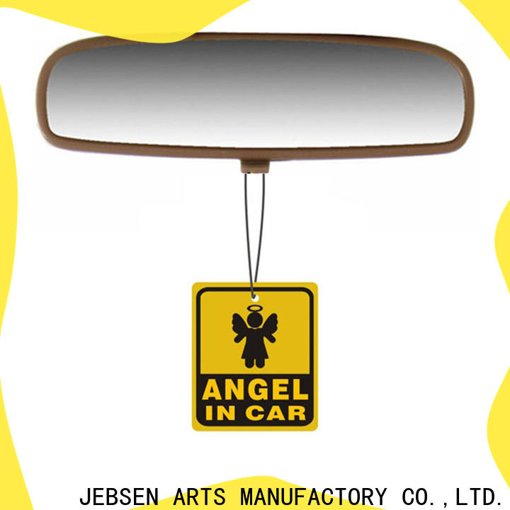 JEBSEN ARTS Wholesale car air refresher manufacturers for restaurant