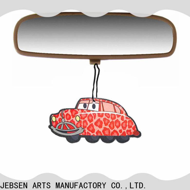 JEBSEN ARTS Top tree shaped car air fresheners perfume for hotel
