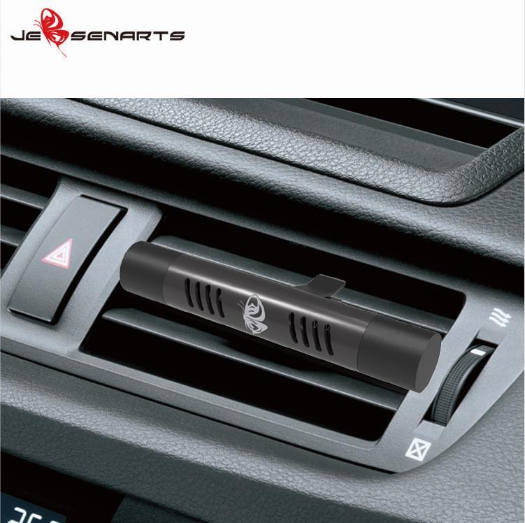 Aluminum Alloy Car Vent Air Freshener With PE Stick