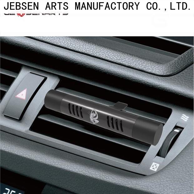 JEBSEN ARTS initial air conditioner vent air freshener perfume for gift