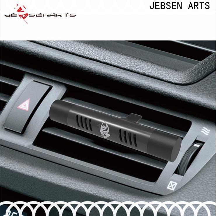JEBSEN ARTS car air freshener glass bottle company for hotel