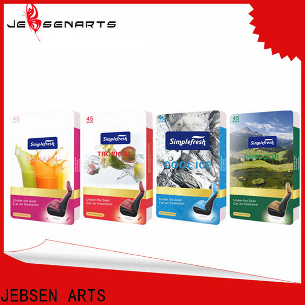 JEBSEN ARTS customize your own air freshener manufacturers for hotel