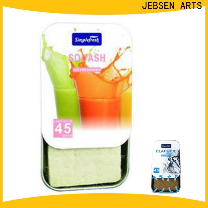 JEBSEN ARTS car freshener flavors for car