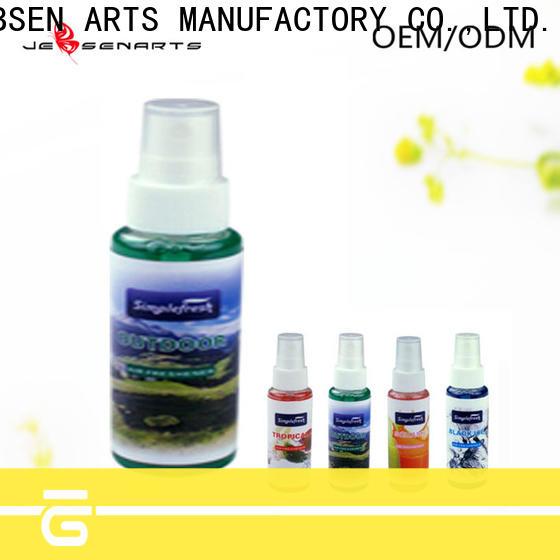 JEBSEN ARTS room freshener fragrances factory for car