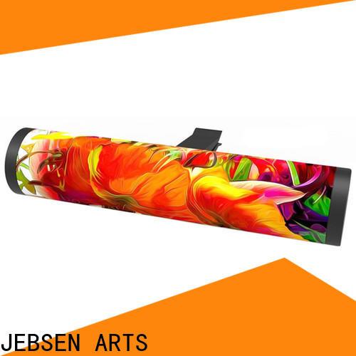JEBSEN ARTS flavors funny car air freshener factory for restroom