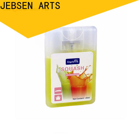 JEBSEN ARTS Wholesale air wick automatic spray scents for bathroom