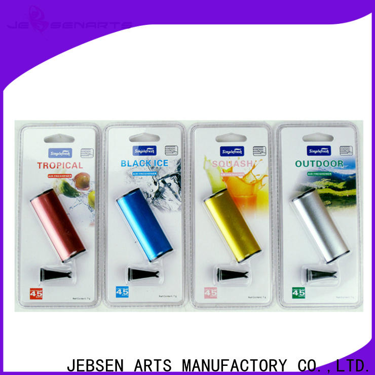 JEBSEN ARTS car fragrances products company for hotel