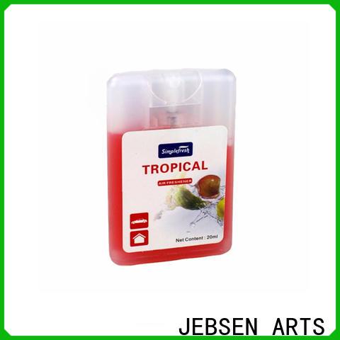 JEBSEN ARTS air freshener spray car Suppliers for car