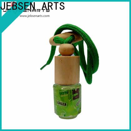 JEBSEN ARTS Custom mint scented car air fresheners Suppliers for car