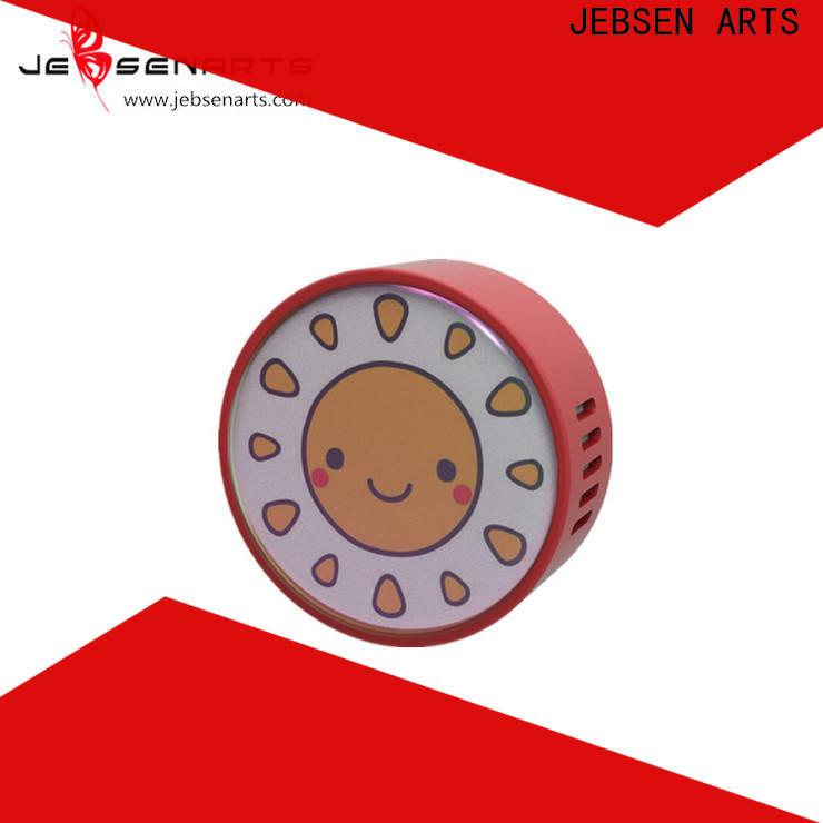 JEBSEN ARTS car air freshener glass bottle Suppliers for hotel