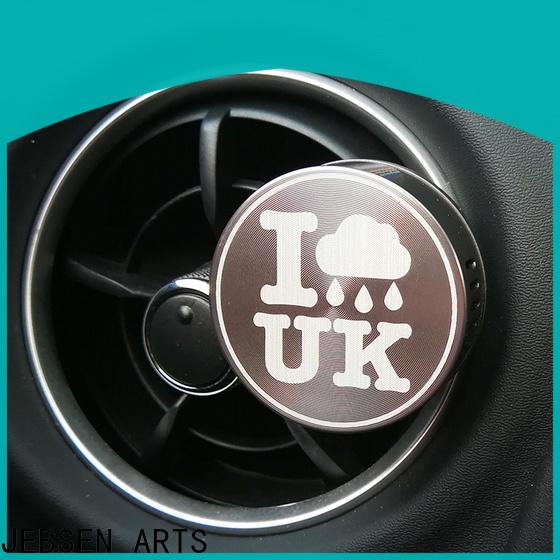 JEBSEN ARTS Custom high quality car air freshener conditioner for car