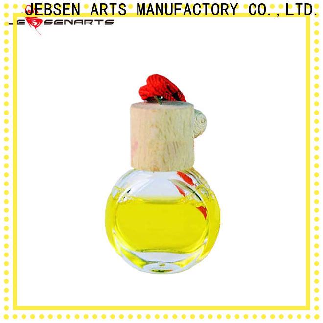 JEBSEN ARTS New top car perfume brands bottle for restaurant