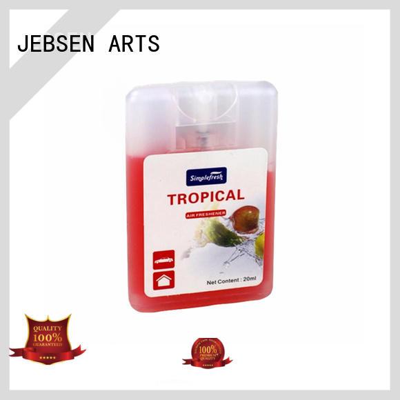 JEBSEN ARTS best strong car air freshener manufacturer for restaurant