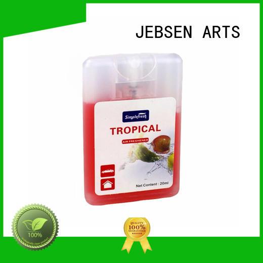 JEBSEN ARTS Brand auto mini refresh air freshener perfume