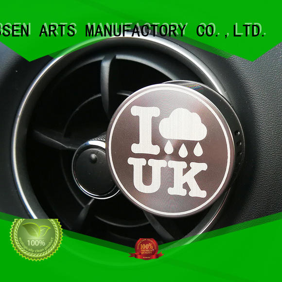 wick solid air freshener sticker for sale