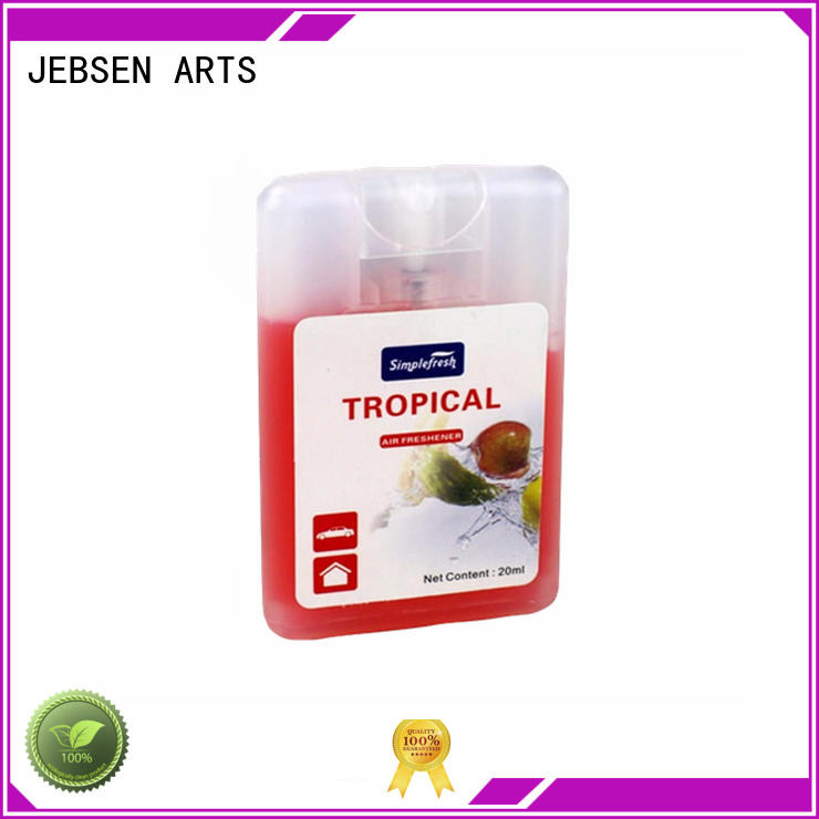JEBSEN ARTS car perfume bottle supplier for home