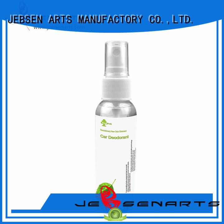 JEBSEN ARTS Brand car eliminator spray custom toilet odor eliminator