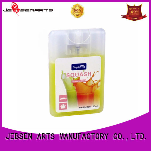 initial car perfume spray spray air JEBSEN ARTS Brand