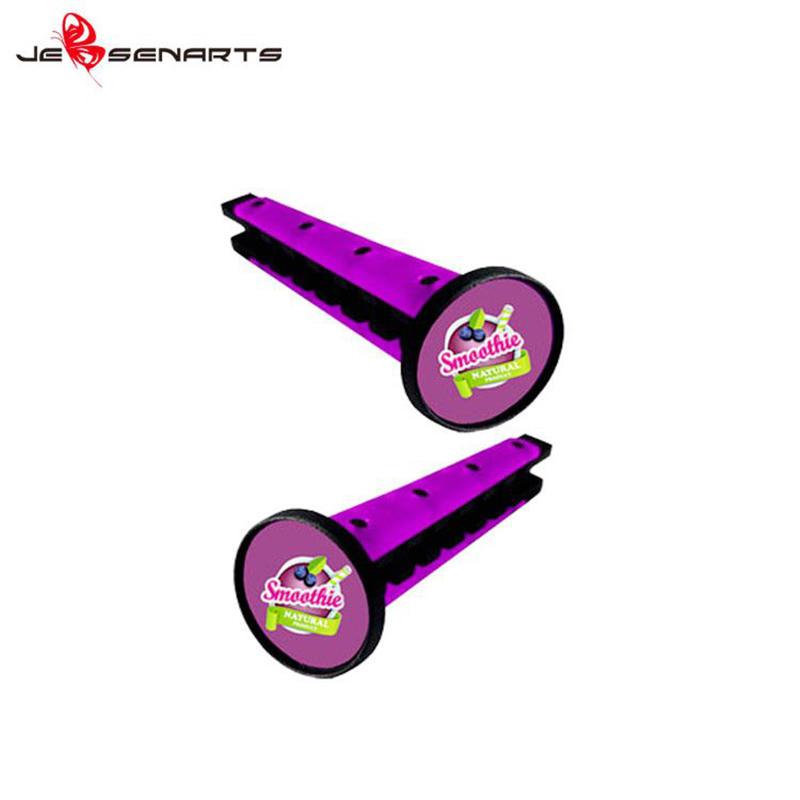 Plastic Car Perfume Air Freshener Clip Round Shape Vent Clip V01