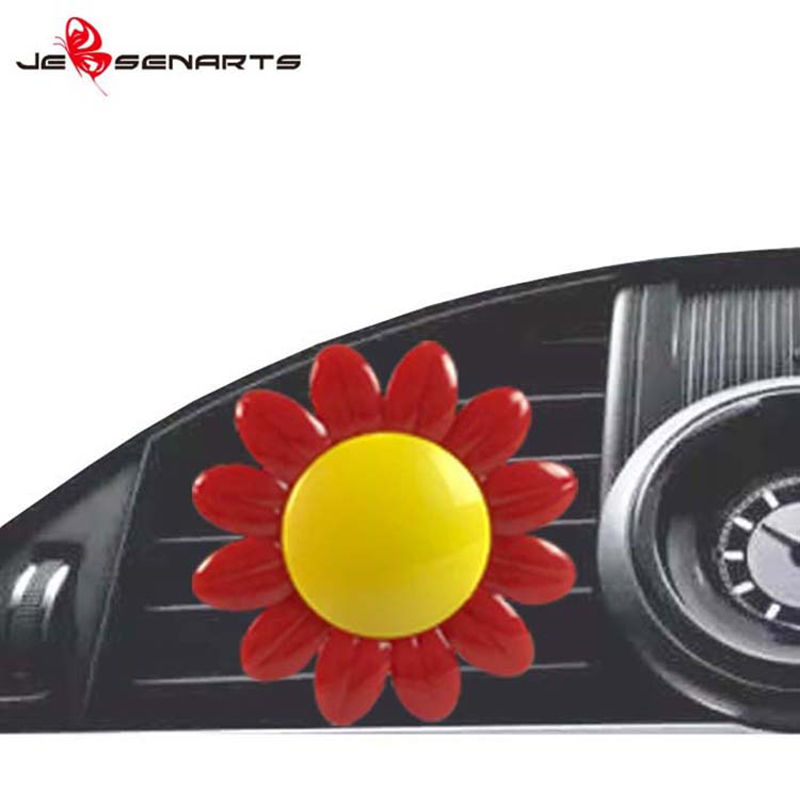 JEBSEN ARTS sunflower car vent air freshener ambientador for dashboard-5