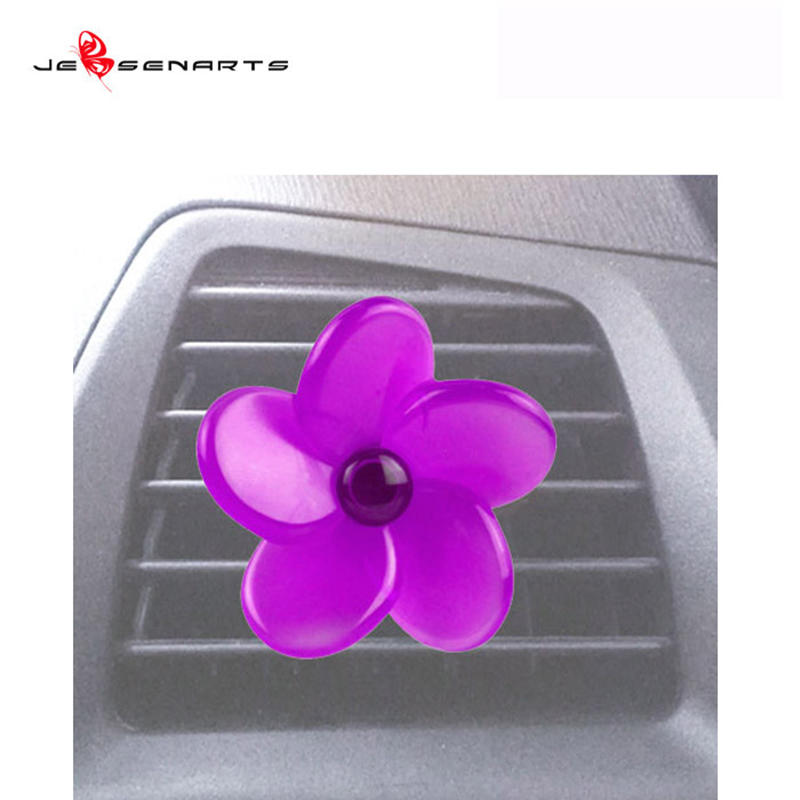 two vent clip air freshener sticker for car