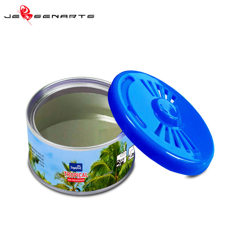Solid air freshener raw material aroma car perfume under seat home or toilet gel air freshener G05