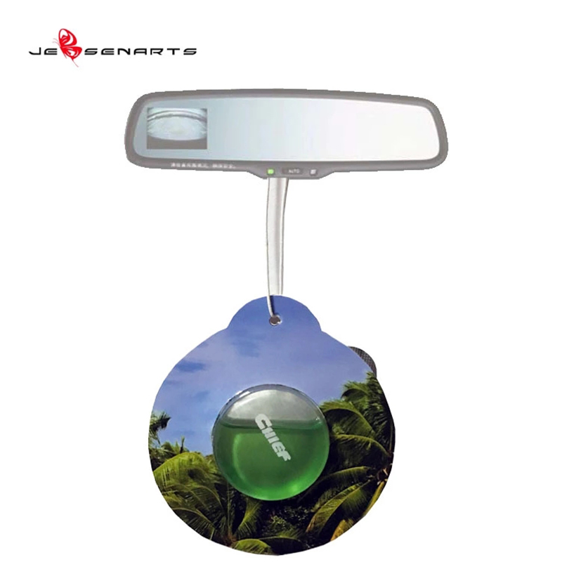 JEBSEN ARTS glade car vent clip instructions for restroom-1