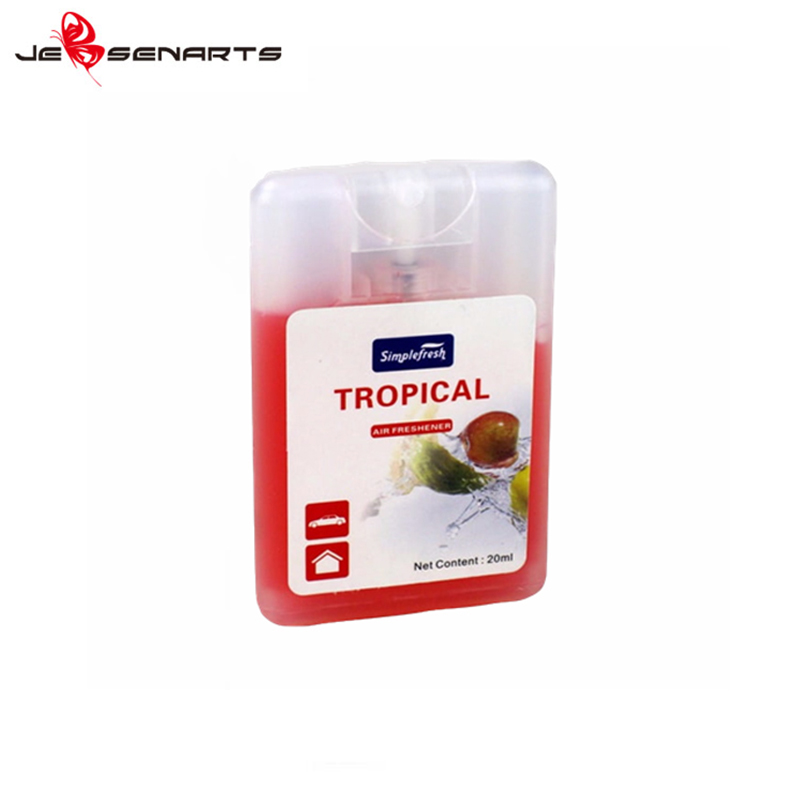 card shape auto air freshener spray Suppliers for restroom-4