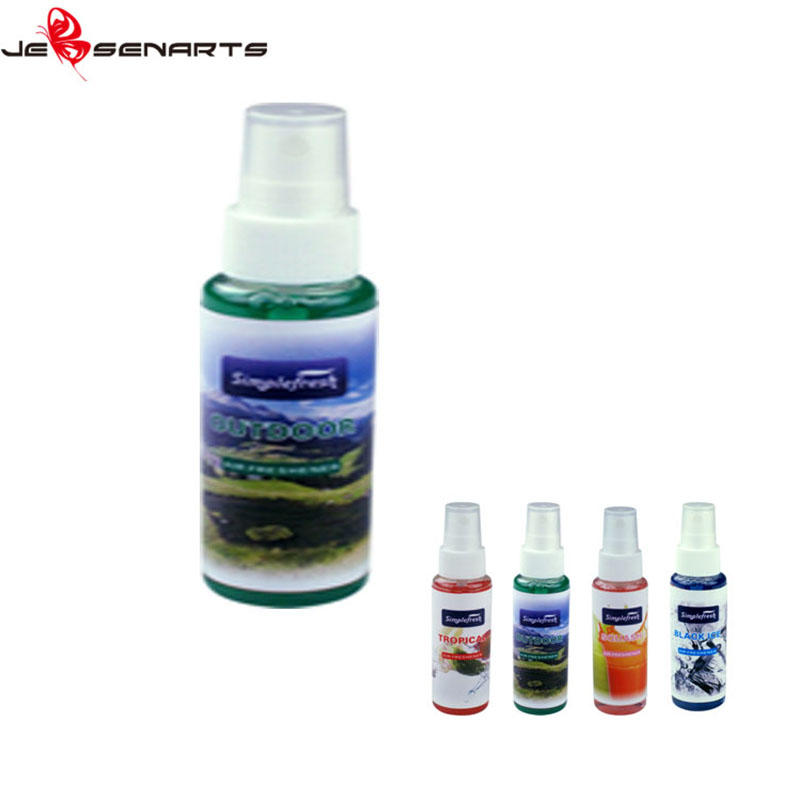 sanis car perfume spray pump JEBSEN ARTS company