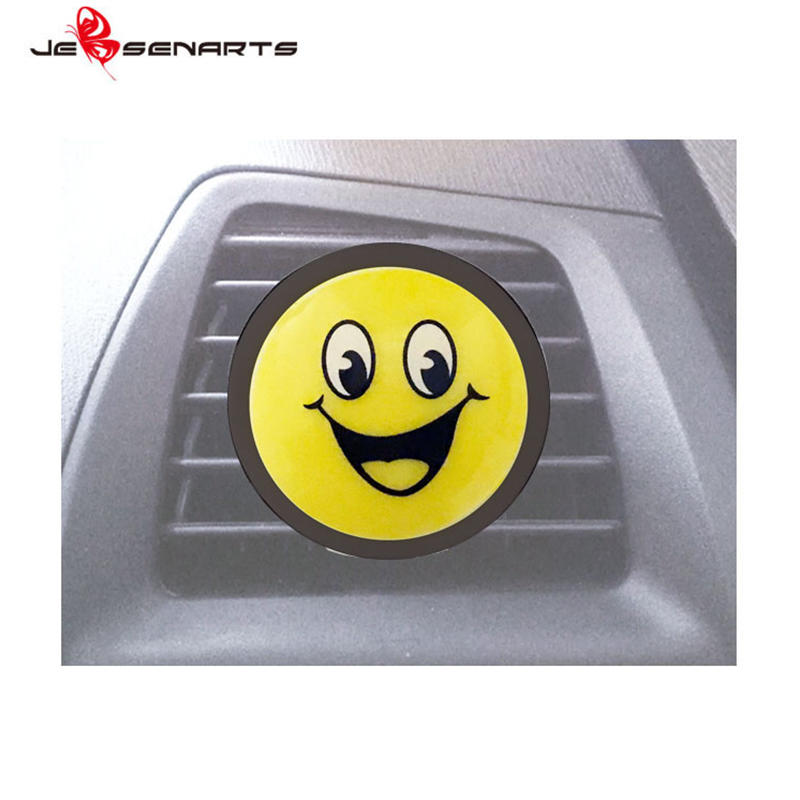 Custom brands plastic car aroma perfume for air conditioner vent holder car vent air freshener clip V11