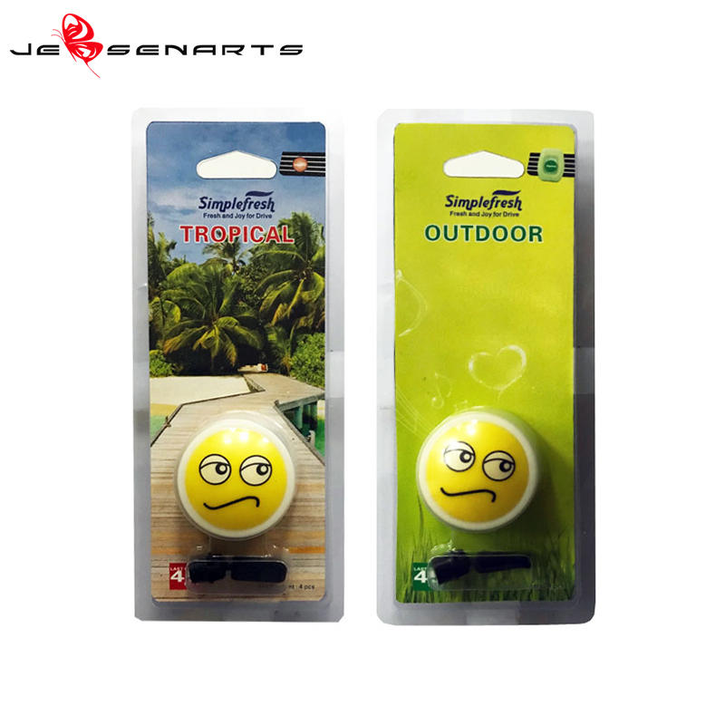 JEBSEN ARTS oem solid air freshener for business for dashboard