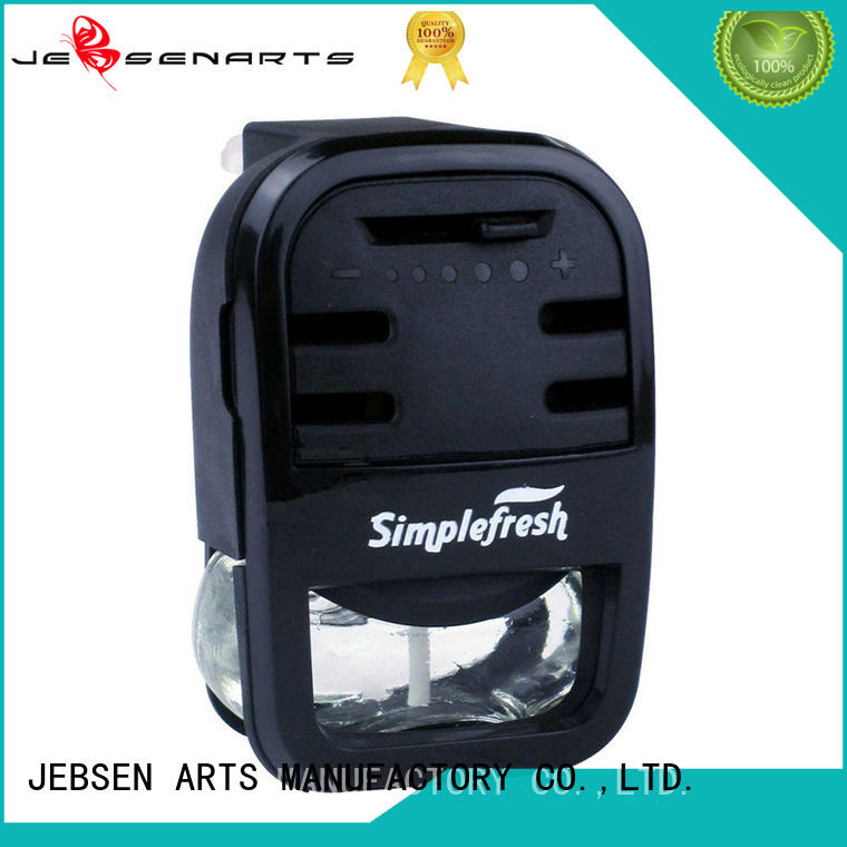 shape car chandelier lift motorcar vent air freshener liquid perfume JEBSEN ARTS Brand
