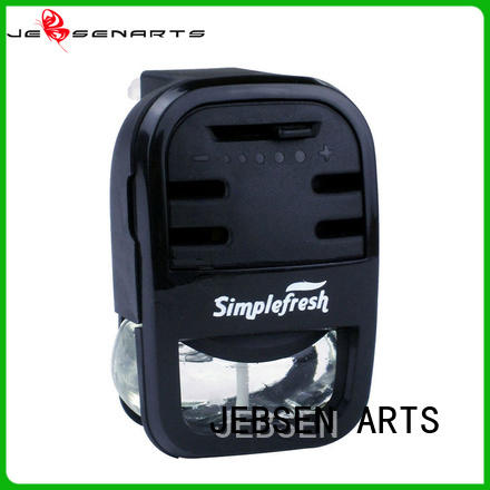 JEBSEN ARTS best selling car air freshener scent factory for bathroom