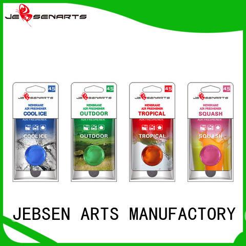 Custom air freshener material for office