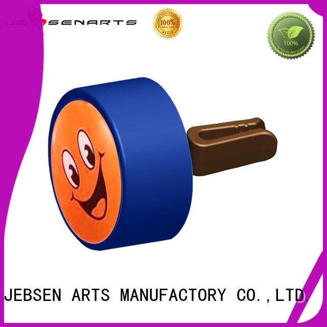 Custom brands plastic car aroma perfume for air conditioner vent holder car vent air freshener clip V11