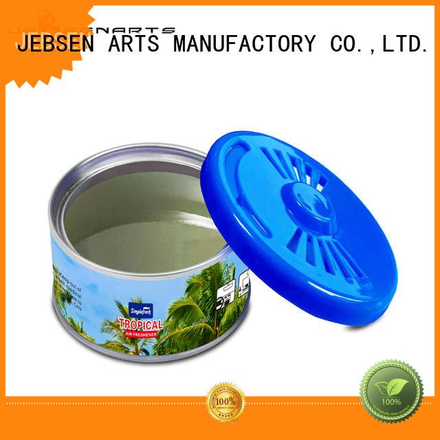 car solid car perfume gel JEBSEN ARTS manufacture