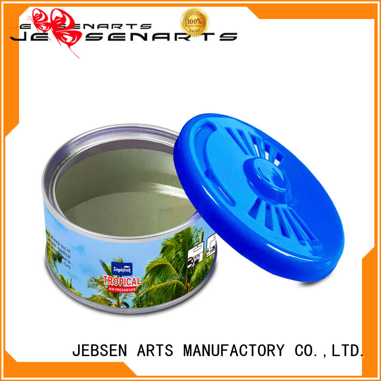 JEBSEN ARTS new car air freshener gel perfume for bathroom