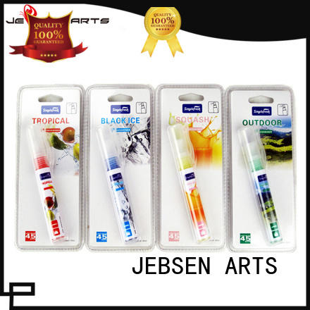 freshener car air freshener spray perfume pump JEBSEN ARTS company