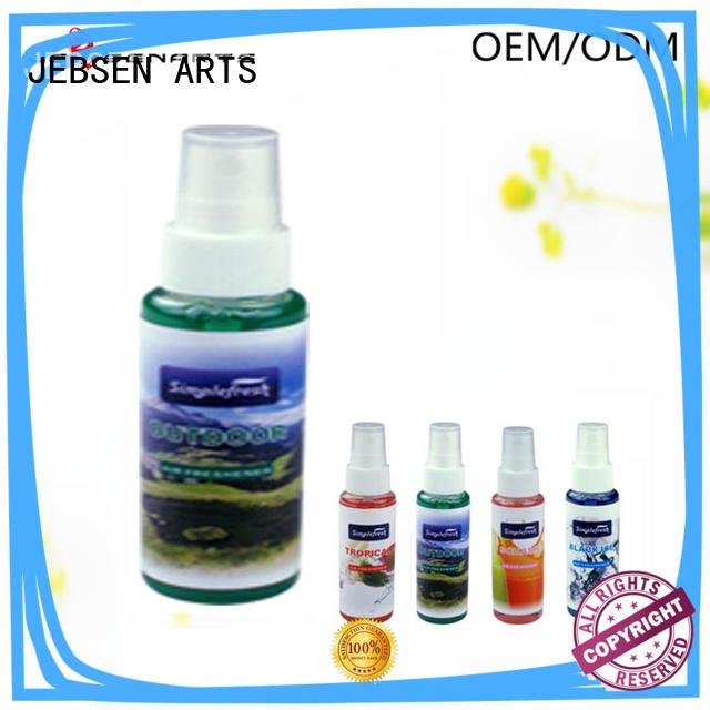 good selling natural air freshener spray manufacturer for hotel JEBSEN ARTS